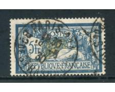 1900 - FRANCIA - 5 Fr. ALLEGORIA TIPO MERSON - USATO - LOTTO/27089