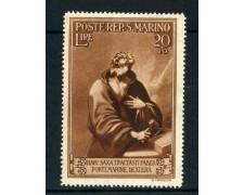 1944 - SAN MARINO - PRO CASE POPOLARI - LINGUELLATO - LOTTO/27220