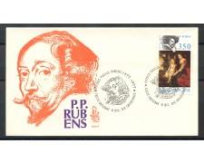 1977 - VATICANO - PAOLO RUBENS - BUSTA FDC VENEZIA - LOTTO/27738