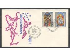 1977 - VATICANO - ASSUNZIONE - BUSTA FDC VENEZIA - LOTTO/27742