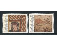1988 - PORTOGALLO - VESTIGIA ROMANE 2v. - NUOVI - LOTTO/27872