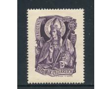 1949 - AUSTRIA - SAN GERARDO - LINGUELLATO - LOTTO/27905