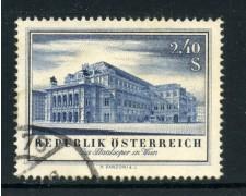 1955 - AUSTRIA - OPERA DI STATO - USATO - LOTTO/27912