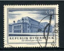 1955 - AUSTRIA - OPERA DI STATO - USATO - LOTTO/27912B