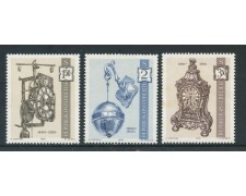 1970 - AUSTRIA - OROLOGI ANTICHI 3v. - NUOVI - LOTTO/27952