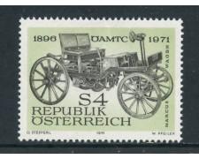 1971 - AUSTRIA - TOURING CLUB AUSTRIACO - NUOVO - LOTTO/27973
