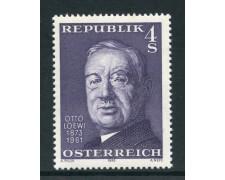 1973 - AUSTRIA - OTTO LOEWI - NUOVO - LOTTO/27981