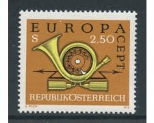 1973 - AUSTRIA - EUROPA - NUOVO - LOTTO/27982