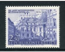 1973 - AUSTRIA - METEREOLOGIA - NUOVO - LOTTO/27988