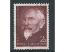 1973 - AUSTRIA - F. HANUSCH - USATO - LOTTO/27990A