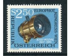 1973 - AUSTRIA - CONGRESSO EUROPHOT - NUOVO - LOTTO/27993