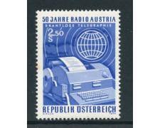 1974 - AUSTRIA - RADIO AUSTRIA - NUOVO - LOTTO/27999