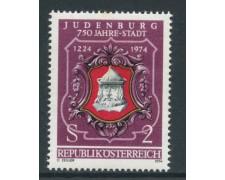 1974 - AUSTRIA - CITTA' DI JUDENBURG - NUOVO - LOTTO/28003