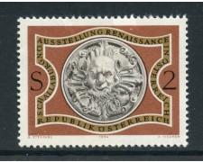 1974 - AUSTRIA - MOSTRA RINASCIMENTO - NUOVO - LOTTO/28009