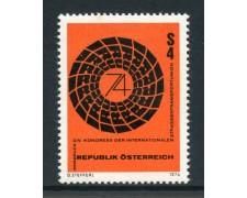 1974 - AUSTRIA - TRASPORTO SU STRADA - NUOVO - LOTTO/28010