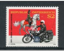 1974 - AUSTRIA - GENDARMERIA AUSTRIACA - NUOVO - LOTTO/28012