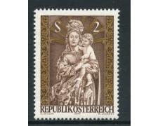 1974 - AUSTRIA - NATALE  - NUOVO - LOTTO/28025