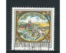 1985 - AUSTRIA - CITTA' DI GARSTEN - USATO - LOTTO/28351