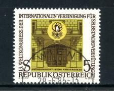 1985 - AUSTRIA - PREVENZIONE SUICIDI - USATO - LOTTO/28353