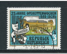 1985 - AUSTRIA - FESTIVAL DELL'OPERETTA - USATO - LOTTO/28354