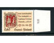 1976 - FINLANDIA - CATTEDRALE DI TURKU - NUOVO - LOTTO/28382