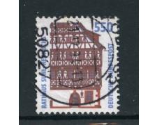1994 - GERMANIA FEDERALE - 550p. MUNICIPIO - USATO - LOTTO/28384U