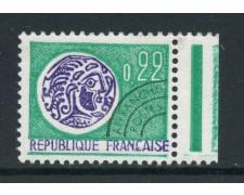 1964/69 - FRANCIA - 22 c. PREANNULLATO - NUOVO - LOTTO/28455