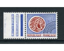 1964/69 - FRANCIA - 70 c. PREANNULLATO - NUOVO - LOTTO/28457