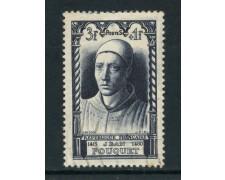 1946 - FRANCIA - J. FOUQUET PITTORE - USATO - LOTTO/28521