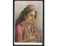 GRECIA - CARTOLINA A COLORI NUOVA PAYSANNE D'EPIRE - LOTTO/28752