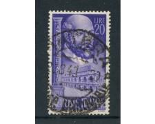 1949 - ITALIA REPUBBLICA - ANDREA PALLADIO - USATO - LOTTO/6083UC