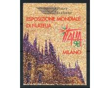 1996 - REPUBBLICA - ITALIA 98 - LIBRETTO NUOVO - LOTTO/7095L