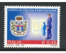 2004 - LOTTO/7470 - REPUBBLICA - POLIZIA PENITENZIARIA - NUOVO