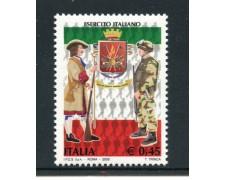 2005 - LOTTO/7508 - REPUBBLICA - ESERCITO ITALIANO - NUOVO