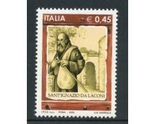 2005 - LOTTO/7510 - REPUBBLICA - S.IGNAZIO DA LACONI - NUOVO