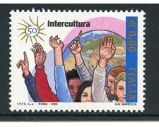 2005 - LOTTO/7528 - REPUBBLICA - INTERCULTURA  ONLUS - NUOVO