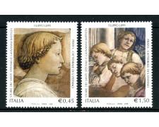 2005 - LOTTO/7533 - REPUBBLICA - QUADRI DI FILIPPO LIPPI 2v. - NUOVI