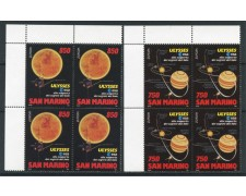1994 - LOTTO/8144QN - SAN MARINO - EUROPA 2V. QUARTINE NUOVI
