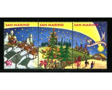 1995 - LOTTO/8160 - SAN MARINO - NATALE - NUOVO