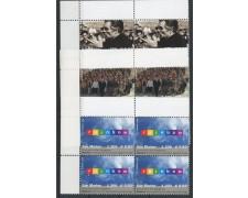 2000 - LOTTO/8219QN - SAN MARINO - SAN PATRIGNANO - QUARTINE NUOVE