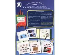 ABAFIL/REPUBBLICA - LOTTO/ABA15157 - FOGLI ACCADEMIA  ITALIA REPUBBLICA 2004