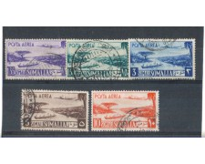 1950 - LOTTO/956 - SOMALIA AFIS - POSTA AEREA