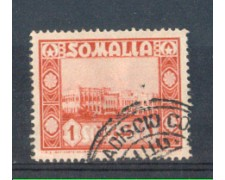 1950 - LOTTO/9845U - SOMALIA AFIS - 1 s. ARANCIO - USATO
