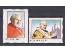 1983 - LBF/2689 -  POLONIA - VISITA DI  PAPA GIOVANNI PAOLO II°