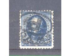 1890 - LBF/2946 - STATI UNITI - 15c. INDACO H. CLAY - USATO