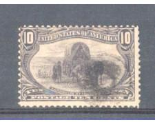1898 - LBF/2955 -  STATI UNITI - 10c. ESPOS. TRANS-MISSISSIPPI - USATO