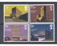 1971 - LOTTO/4660N - GRAN BRETAGNA  - EDIFICI UNIVERSITARI