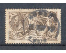 1918 - LBF/2504 - GRAN BRETAGNA - 2/6 BRUNO CAVALLI MARINI - USATO