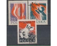 1957 - LOTTO/784 - POLONIA LOTTA AL FUOCO