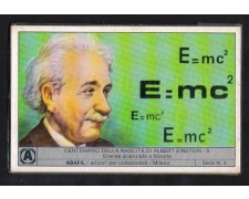 1979 - LOTTO/2168 - FIGURINE ABAFIL - ALBERT EINSTEIN